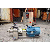 Edelstahl-Doppelschrauben-Pumpe mit Geschwindigkeits-Steuerung