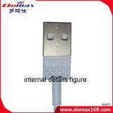 iPhone 5를 위한 이동 전화 부속품 접합기 USB 케이블
