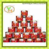 70g-4500g reine Halal HACCP eingemachte Tomatenkonzentrat-gute Qualität