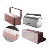 FM를 가진 전화 홀더 상자 모양 소형 휴대용 무선 스피커