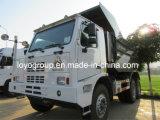 Autocarro con cassone ribaltabile fuori strada gigante di estrazione mineraria di Sinotruk HOWO 6X4