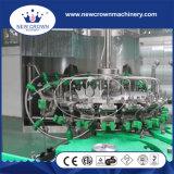Qualitäts-Glasflaschen-Saft-Füllmaschine mit Metallüberwurfmutter