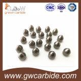 Boutons de bouton de foret de carbure de tungstène pour le rock