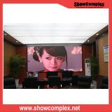 Super helle hohe Definition P2.5 örtlich festgelegter LED-Bildschirm für das Bekanntmachen