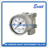 높은 정체되는 압력 측정하 낮은 범위 압력 측정하 미분 압력 계기
