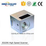 우량한 성과를 가진 Jd2206b Galvo Laser 헤드