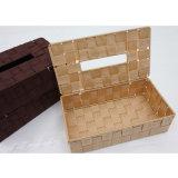 Eco-friendly de fieltro de poliéster caja de la servilleta (ad-a017)