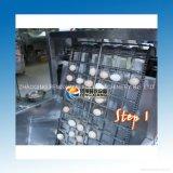 (FT-200) Décortiqueur automatique d'oeufs de décortiqueur d'oeufs de poule, interpréteur de commandes interactif d'oeufs retirant la machine