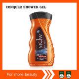 Gel do chuveiro da fragrância para homens