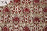 Tissu classique de sofa de jacquard de type américain (FTH31943)