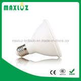 Projector quente PAR38 do diodo emissor de luz da venda E27 da luz do dia 18 watts