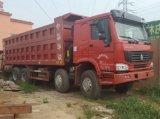 Caminhão de Tipper de HOWO 8X4 (Filipinas, Malawi, Kenya e Djibouti)