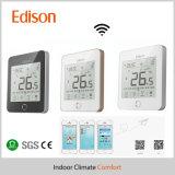 Usine de thermostats de WiFi pour toutes sortes de fabrication et développement de thermostats de pièce