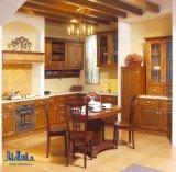 Кухня рамки твердой древесины вишни американского типа красная