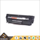 Cartucho de tóner negro compatible Q2612A de la venta directa de la fábrica para HP
