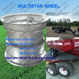 Аграрная ферма колеса инструмента снабжает ободком 13.00X15.5 9X15.3 13X17 для смесителя фермы