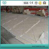 Lastre di marmo beige crema di Marfil, mattonelle