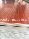 A melamina do certificado ISO9001/2008 enfrentou a madeira compensada