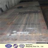 Nak80/P21 стальная штанга горячекатаной пластичной стали прессформы