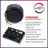 motor impulsor eléctrico de la moto Motor/MID del kit 48V /72V /96V BLDC de la conversión del coche 5kw
