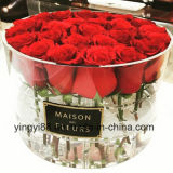 Contenitore rotondo di fiore di Yyb da vendere