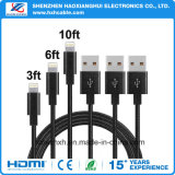Amazon/Aliexpress Hot Sell Model Fast Charging for Cable iPhone 6/7 Black and White Color