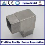 De vierkante Montage van de Buis voor het Traliewerk van het Roestvrij staal