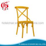 صليب رخيصة أصفر خلفيّة يتعشّى كرسي تثبيت