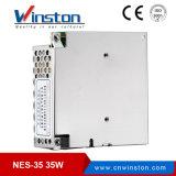 Stromversorgung der Serien-Nes-35 Ein-Output-AC/DC SMPS mit Cer