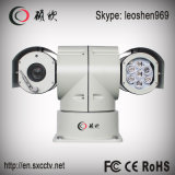 ソニー36Xのズームレンズ100mの夜間視界情報処理機能をもった赤外線車の監視PTZのカメラ