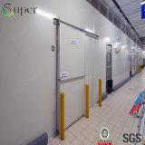 Sitio modificado para requisitos particulares de conservación en cámara frigorífica para los pescados congelados
