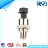 IP65空気圧縮機のための小型4~20mA/0-5V/0.5-4.5V水空気圧のトランスデューサー