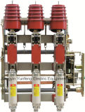 Switchgear Hv блока комбинации взрывателя с переключателем Earthing