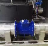 Medidor de água destacável de Woltmann do seletor seco
