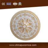 Het Medaillon van het Plafond van Pu/Decoratie Home&Interior/Bouwmateriaal