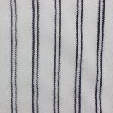 Tessuto chiffon del poliestere a strisce classico di stampa per le camice