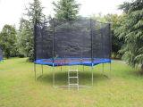 Parque ao ar livre interno comercial do campo de jogos do Trampoline das crianças dos adultos