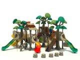 Speelplaats van de Kinderen van de Reeks van de Boom van de fabriek de Supplierchampaign Vernietigde (T059-01)