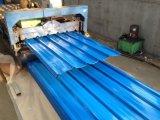 La toiture ondulée enduite de couleur de PPGI couvre CGCC