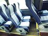 Amplia visión y comodidad de los pasajeros en autobús Slk6129ak