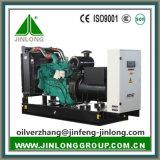 Chaud ! générateurs de gaz de 60Hz 200kw avec le type et l'ATS silencieux