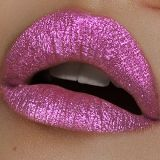 다이아몬드 쇄석기 무지개 빛깔 액체 입술 상품 Lipgloss