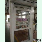 De poeder Met een laag bedekte Toenemende Lift van het Aluminium van het Slot omhoog & BenedenVenster, het Venster van het Aluminium, het Venster van het Aluminium, Venster Kz407