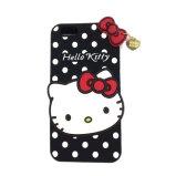 Diseñe su propia caja del silicón de la caja del gatito Hola-iPhone Universial Soft 7
