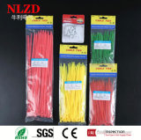 Kabelzubehör-Nylonkabelbinder in den vollen Größen