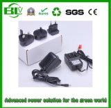 adaptateur intelligent de 16.8V1a 100V-240V AC/DC pour la batterie au lithium pour la petite transmission portative avec du ce
