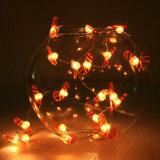 Candy Cane en forme d'arbre de batterie Décoration de Noël Operated Fée Lumière Chaîne