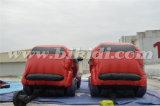 Répliques de modèles de voitures gonflables extérieures pour la publicité K2108