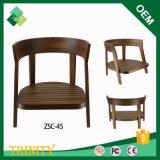 チーク(ZSC-45)の湾のためのインド様式の椅子木