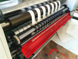 Doppeltes PET überzogene Papiercup-Slitter Rewinder Maschine